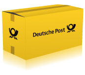 Deutsche Post Paket Logo